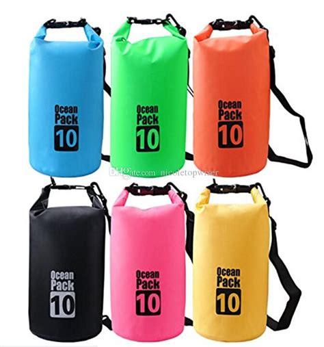 Bag Water Proof 10 L Anti Air 2018 10l waterproof bag floating gear bags pack for boating kayaking fishing
