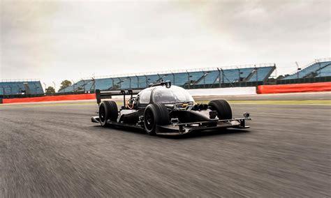 roborace organizer unveils devbot autonomous race car prototype