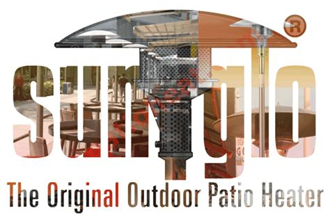 sunglo patio heater patioheat sales and support for sunpak sunglo and