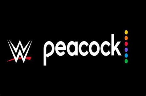 peacock    exclusive home  wwe network