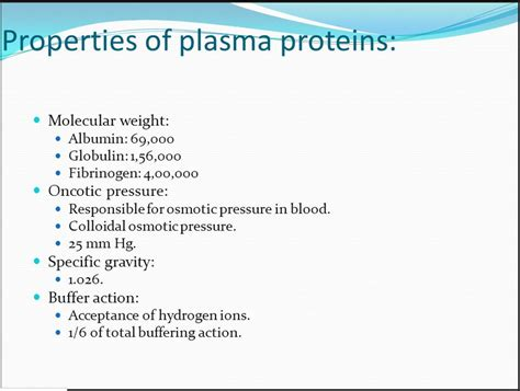 3 proteins and their functions plasma proteins and their functions physiology plus