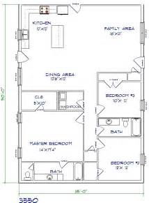 barndominium floor plans top 5 metal barndominium floor plans for your dream home hq plans metal building homes