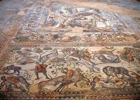 mosaic pattern of succession peinture et mosa 239 que romaines de l antiquit 233