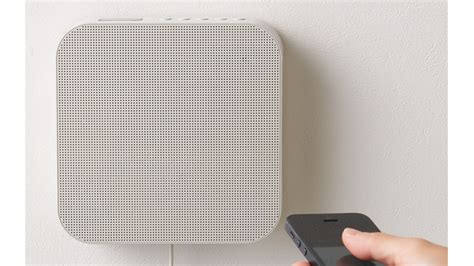 minimalist computer speakers muji s minimalist bluetooth speaker will disappear into