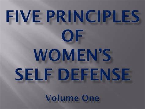 principles based for self defense and maybe books new books model mugging self defense