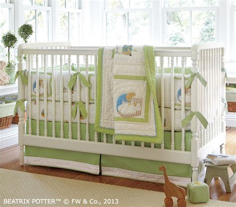 Peters Cribs by Organic Rabbit Crib Fitted Sheet Pottery Barn