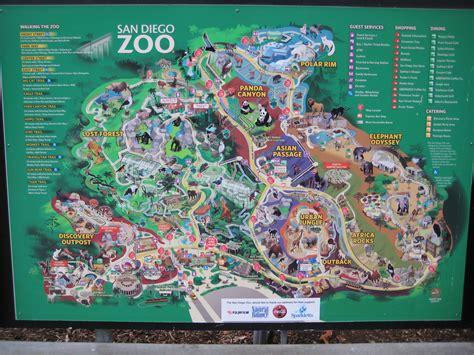 Map Of San Diego Zoo by Alex Ingram S Weblog Just Another Wordpress Com Weblog