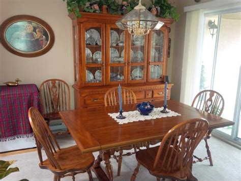 dining room sets with matching china cabinet koehler dining room table 10 chairs matching buffet and