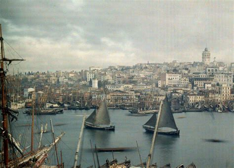 Istanbul Ottoman Empire Picture Archive Constantinople In Color 1923