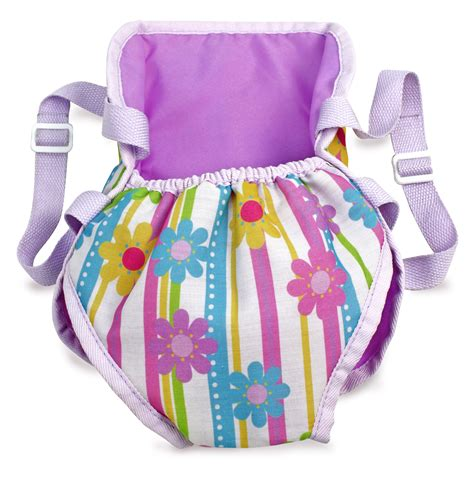kmart doll carrier levatoy cozy carrier for dolls floral print toys