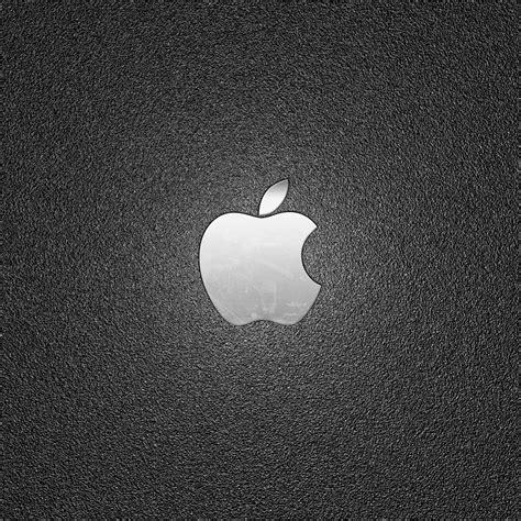 metal apple wallpaper metal apple on textured plastic ipad wallpaper day 147