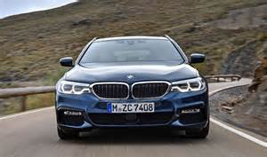 bmw 5 series 2017 new touring model released along with