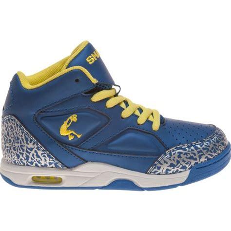 academy shoes shaq boys platinum treat basketball shoes academy