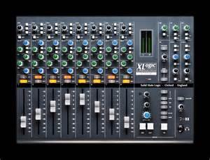mixing desk 187 xlogic x desk x panda x patch