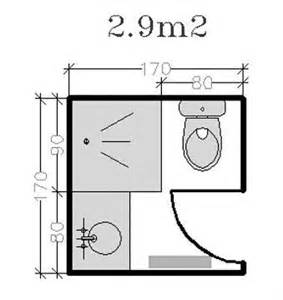 delightful Plan Petite Salle De Bain Avec Wc #2: le-plan-d-une-petite-salle-de-bains-carree-avec-douche-wc-3m21.jpg