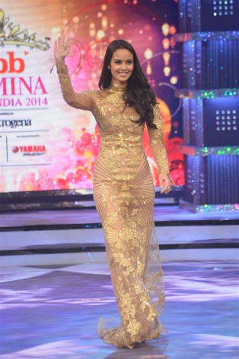 competition india 2014 results femina miss india 2014 results