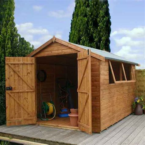 12mm Shiplap Tongue And Groove Great Value Sheds Summerhouses Log Cabins Playhouses
