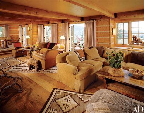 Cabin Interior Walls - 27 log cabin interior design ideas trulog siding