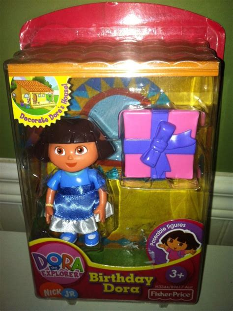 talking house dora s talking house poseable figure birthday dora the explorer figure new 2003 ebay