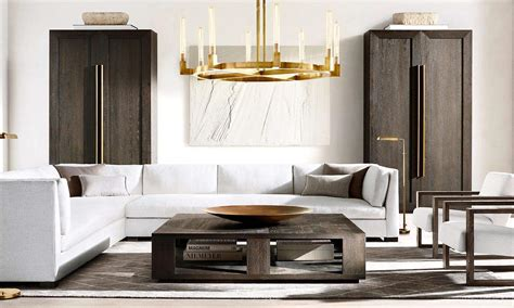 restoration hardware s mansion gallery store opens