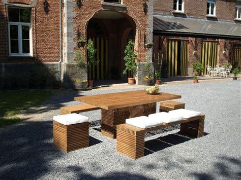 foto tavoli in legno 40 foto di tavoli da giardino in legno per arredamento