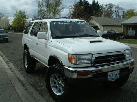1996 Toyota 4runner Lifted Dburnham S 1996 Toyota 4runner In Clarkston Wa