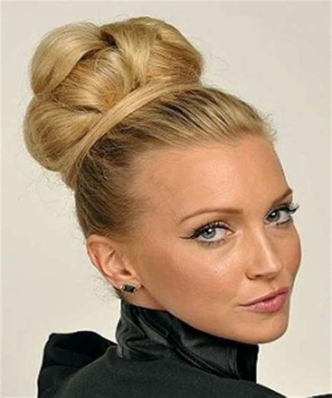 bun hairstyles for everyday 2018