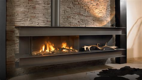 contemporary gas fireplace seno modern wall hung gas high efficiency gas