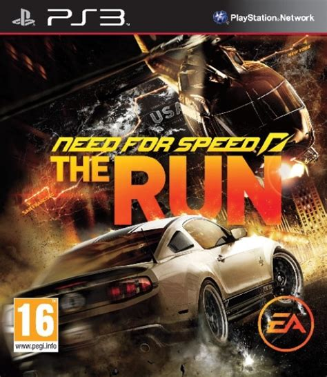 Dvd Original Playstation 3 Bluray Need For Speed need for speed the run ps3 zavvi