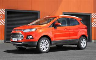 Ford Ecosport Review Review 2017 Ford Ecosport Review