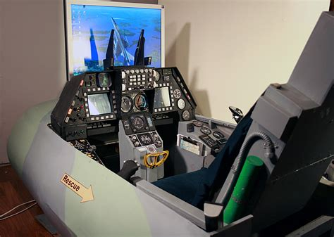 f 16 flight simulator cockpit search engine at