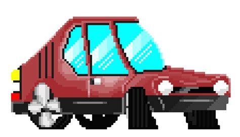 pixel car png pixelart car concept opengameart org
