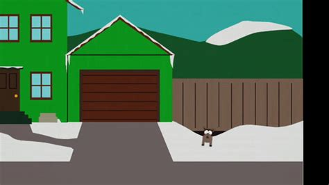 dog house gif dog snow gif by south park find share on giphy