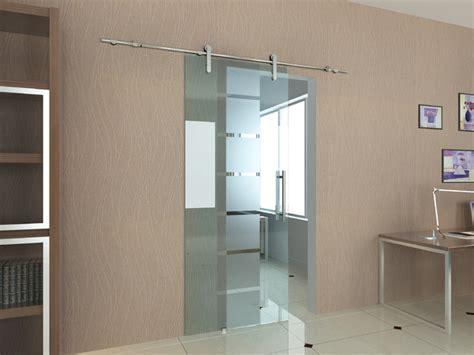 modern barn door hardware for glass door contemporary