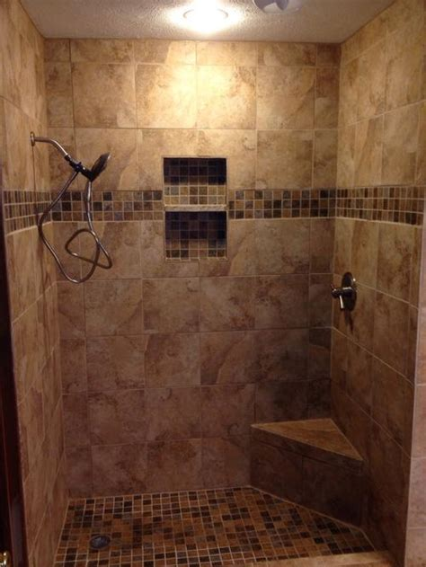 Bathroom Showers   Shower Stall Ideas   HouseLogic Bath Remodeling