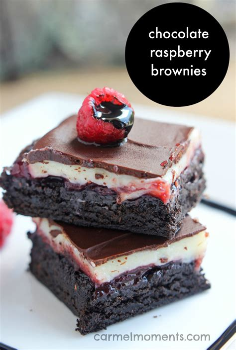 chocolate raspberry brownies chocolate raspberry brownies