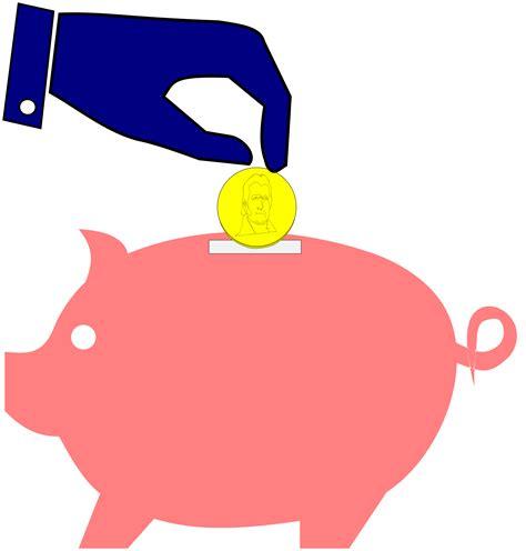 Celengan Babi Nungging Piggy Bank clipart piggybank coin