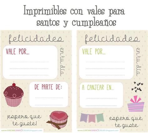 Vales De Amor Para Cumple Anos | 17 best images about vales regalo on pinterest navidad