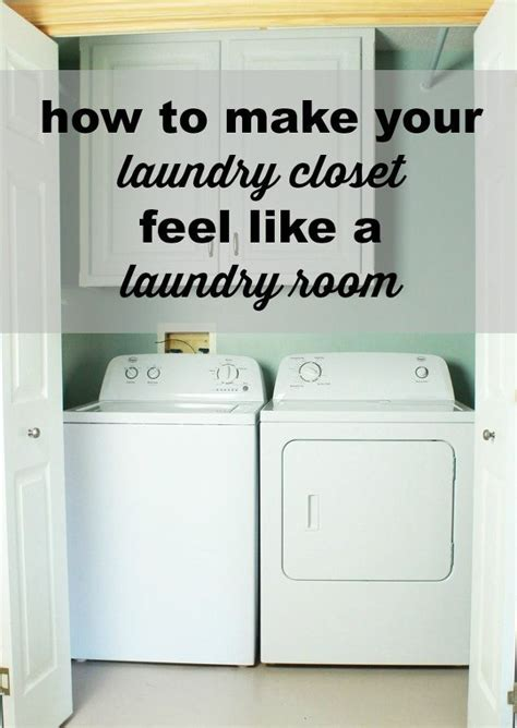 how to your like a how to make your laundry closet feel like a laundry room hometalk