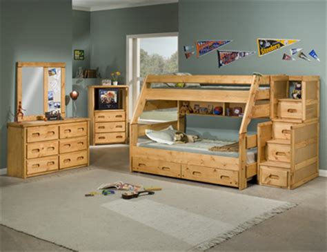 bunk bed plans twin  full  woodworking
