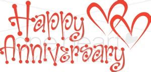 happy anniversary clipart wedding anniversary clipart