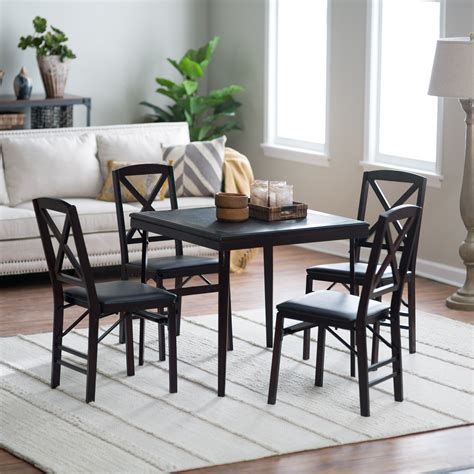 walmart card table with chairs mesmerizing card table and chairs walmart costco 2 cosco 5