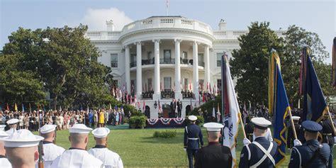 Trump Room by La Maison Blanche Comme Si Vous Y 233 Tiez