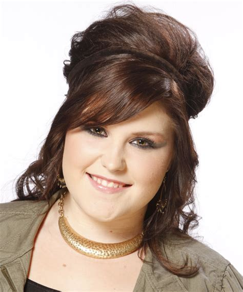 overweight celebrity hairstyles hairstyles for overweight women with double chin