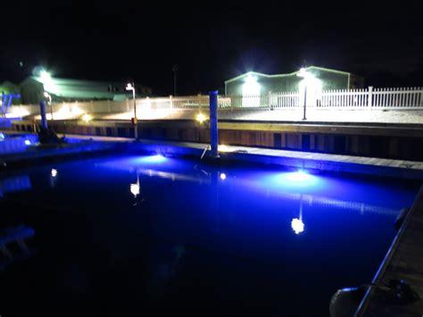 led dock light bulbs underwater led dock lights localbrush info