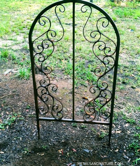 Garden Wrought Iron Decor Wrought Iron Decor Ta Florida Metals Nature