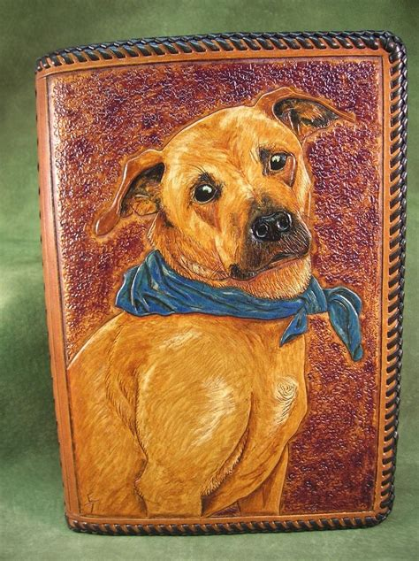 handmade custom leather art work  eds custom leathercrafts custommadecom