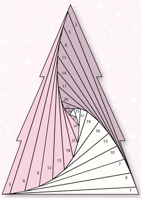 folded tree card template 49 best images about iris folding on iris