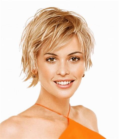Can Women With Oval Faces And Thick Hair Wear Really Short Hair Styles | 20 hairstyles for oval faces women s the xerxes