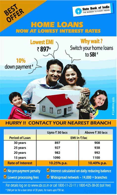 Sbi Home Loan Images Hd